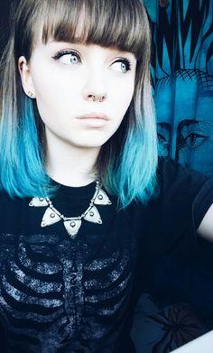 septum piercing | Tumblr