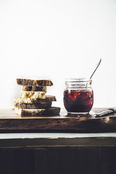Homemade Strawberry Jam | Photography & Styling by Regan Baroni | Up Close & Tasty