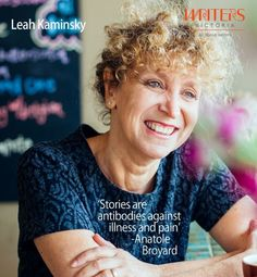 Leah Kaminksy at Writers Victoria https://writersvictoria.org.au/calendar/events/writers-on-wednesdays-%E2%80%93-writing-and-your-health