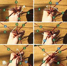 Willow Weaving - Bird Feeder