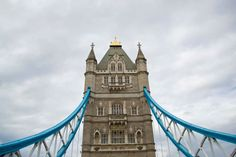 Tower Bridge, London, England. Photo by Madelón Lissidini