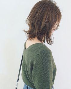Pin on Hair inspo Mullet Hairstyle, Lob Hairstyle, Scarf Hairstyles, Shot Hair Styles, Long Hair Styles, Elegant Short Hair, Bob Haircut For Fine Hair, Hair Arrange, Hair Ribbons