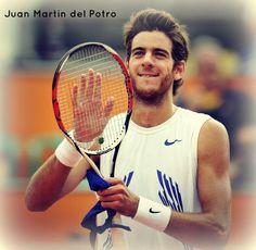 Juan Martïn del Potro <3