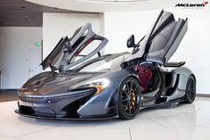 McLaren Newport Beach Delivers 8th McLaren P1 | Autofluence
