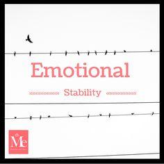 Among many benefits, meditation enhances your emotional stability! . #strongmind #mentalstability #goodvibes #goodmood #emotionalstability