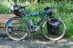 Not Porn not Anti (page Bikepacking Bags, Tweed Men, Bicycle Types, Cargo Bike, Touring Bike, Tricycle, Bike Packing, Backpacking, Camping