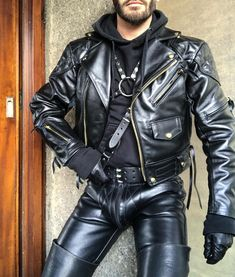 346 Likes, 14 Comments - Leather (@east2leather) on Instagram
