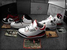 Air Jordan 1-5