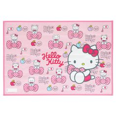 Hello Kitty Picnic Mat S (ribbon) Sanrio online shop - official mail order site