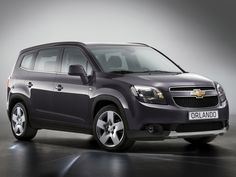 2012 Chevrolet Orlando MPV car wallpapers