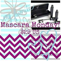I love Mascara Monday! Try our new natural based 3D green tea fiber mascara!  https://www.youniqueproducts.com/LauraSloopHenzl/business