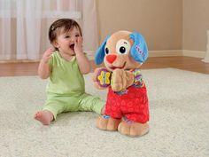 ¡A bailar! Los juguetes más movidos para niños de un año de Fisher-Price