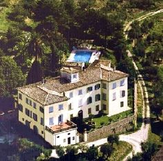 Real estate Italy, Tuscany property for sale, Lucca - Historical villa hills north.  www.lucaevillas.it  #TheRealEstateLabs