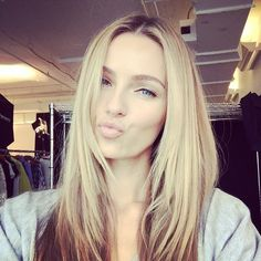 Kisses from the set #shoot #nyc (at New York, New York)