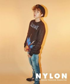 Baekhyun para Nylon Koreya - EXO ❤️
