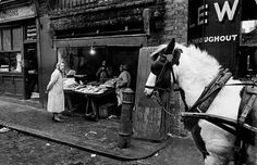 Postcards from the past: London's East End just off Whitechapel Road by Peter Johns