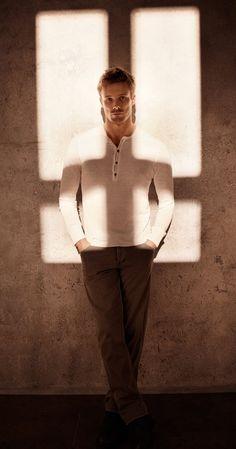 Bradley James as Damien (TV Series 2016– )
