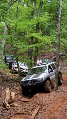 WJ jeeps