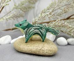 Kết quả hình ảnh cho velvet clay animal Wolf Sculpture, Sculpture Techniques, Clay Studio, Sculptures, Sculpture Ideas, Polymer Clay Animals, Polymer Clay Miniatures, Celtic Art, Clay Figures