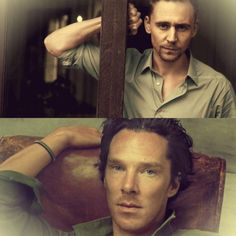 """Hello,darling~ if I could be anything, I would be a sandwich. A Hiddles-me-Batch sandwich. And I would live happily pressed in between them.""-- pinning for the comment"