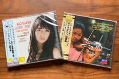 タワーレコード・クラシックさんから今月届いたのは、日本初開催のクラシック・ミュージックフェス「BBC Proms」で取り上げられたチャイコフスキーの名曲を収録した作品2点🎵 #サブスク  #サブスクリプション  #サブスクリプションボックス  #定期便 Andre Previn, Cover, Books, Libros, Book, Book Illustrations, Libri