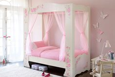 Pink Princess - Kids Bedroom Ideas - Children's Room Decorating (houseandgarden.co.uk)
