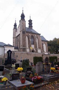 Chiesetta e cimitero di Sedlec - Kutna Hora - Repubblica Ceca - Church and cemetery in Sedlec - Kutna Hora - Czech Republic