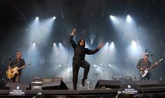 Killing Joke - Beauregard (06/07/2012)   © Laurent Galant / PureCharts.fr #music #live #festival #KillingJoke #sfrliveconcerts