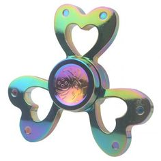 EDC Heart Triangle Hand Spinner