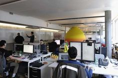 구글 사무실 - Google 검색