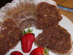 Recept: Comtessa de noir podle Mirky Slavíkové   Tradičnírecepty.cz Czech Recipes, Ethnic Recipes, Bunt Cakes, Mini Cheesecakes, Pavlova, Food Hacks, Nutella, Sweet Recipes, Sweet Tooth