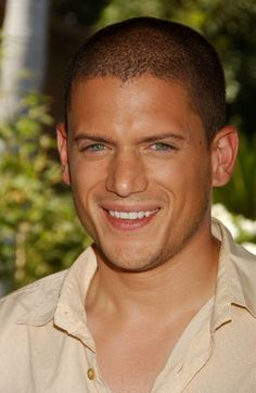 Wentworth Miller accounted for 90% of why I continued to watch Prison Break til (almost) the very end.