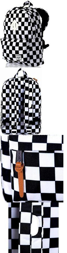 Bags 57748: Zaino Bambina O Herschel Backpack Kids Girl S Boy S Heritage 8.5L Scacchi Bianco -> BUY IT NOW ONLY: $51.99 on eBay!