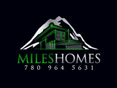 Miles Homes logo design by Start your own logo design contest and get amazing custom logos submitted by our logo designers from all over the world. Professional Logo Design, Home Logo, Logo Design Contest, Custom Logos, Design Projects, Homes, Houses, Home, House Logos