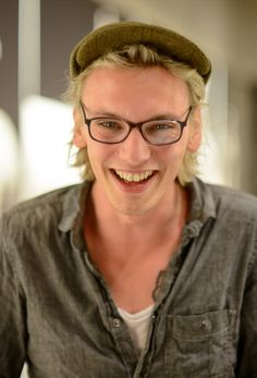 Jamie Campbell Bower at Emporio Armani Summer Garden Live 2012 ...