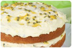 Mission Radio 4 the World Rainbow Gospel Radio is a Christian Internet Radio station. Passionfruit Recipes, Yummy Cakes, Vanilla Cake, Camembert Cheese, Icing, Goodies, Eat, Healthy, Sweets