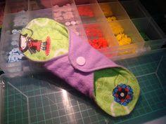 yuhmico: DIY Cloth Pantiliner