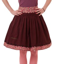 rosie's romance skirt