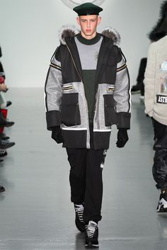 [Astrid Andersen]: awesome outerwear, fur details