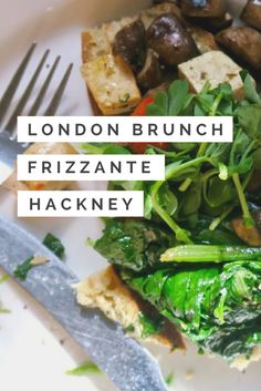 Brunch on the Farm in the centre of London is possible at Frizzante Hackney City Farm. Open for weekend brunch with super fresh seasonal ingredients. Full review on Emma Inks blog