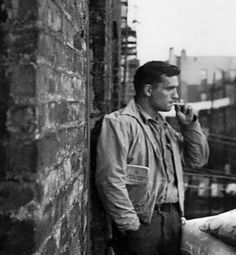 Jack Kerouac. I don't think I could say anything about him that someone else hasn't already said but his writing and his views on the world hold strong and captivate people to this day. That's a writers worth.