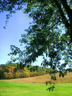 pennsylvania in the fall
