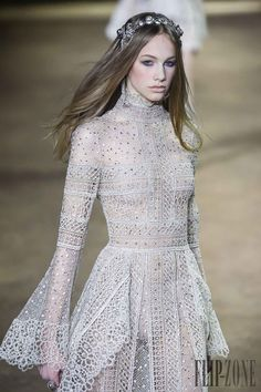 Elie Saab İlkbahar-Yaz 2016 - Haute couture