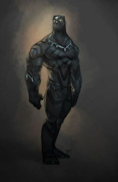 DQS Feb08 BlackPanther by CurroHerrero on DeviantArt