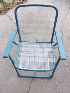 Ghost lawn chairs