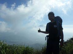 Ndaki di gunung Panderman sama anak PA...