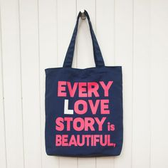 New Arrival Hot 2014 canvas bag female women's shoulder fashion handbag small Recycle Bags LOVE STORY Printing Nonwoven handbags Retail Bags, Art Bag, Muji, Small Handbags, Fashion Handbags, Love Story, Reusable Tote Bags, Printing, Female
