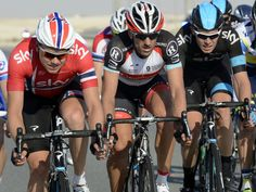 Boasson Hagen was led out by Luke Rowe, Tour of Qatar stage 3, win for Cavendish