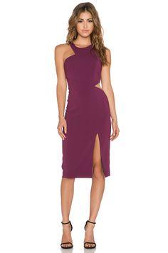 db94869fa0d Shop for Jay Godfrey Essex Dress in Plum at REVOLVE.