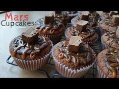 Ellouisa: Mars-cupcakes
